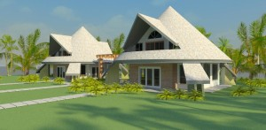 eco cottages designed by Kenyan architect, kenyan architecture