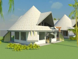 eco cottages by Kenya architect, kenyan architecture