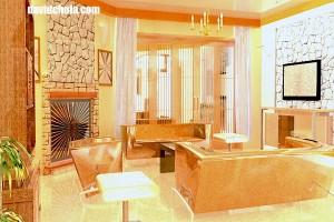 living room house plans in kenya