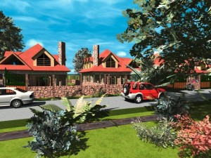 houses for sale in kenya, Shania villas