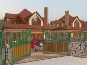 shania villas houses for sale in kenya