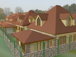shania villas houses for purchase in Kenya