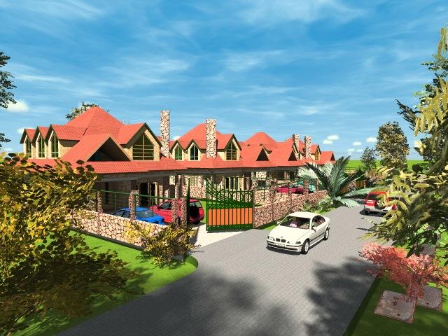 houses to buy in Kenya, shania villas