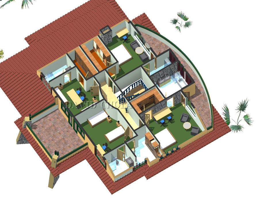 Kenani homes buy homes in kenya david chola architect for Kenya house plans