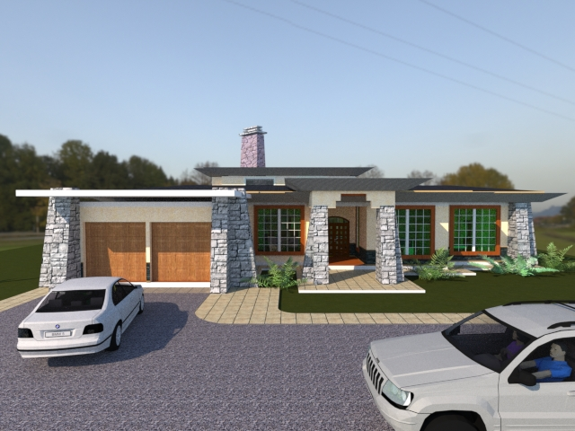 houses for sale in Kenya by Kenyan architect