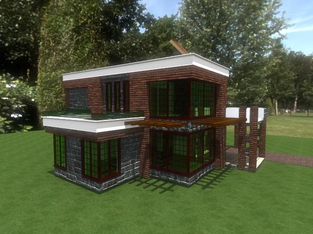 Modern home designs galery in kenya joy studio design for Modern house design in kenya