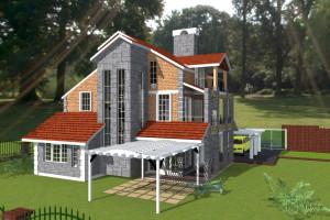 house plans in Kenya, kenyan architecture