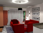 low cost housing interiors by kenyan architect