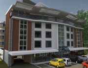 office block by kenyan architect