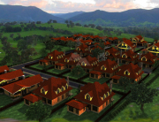 gated community in Athi River by Architect in Kenya