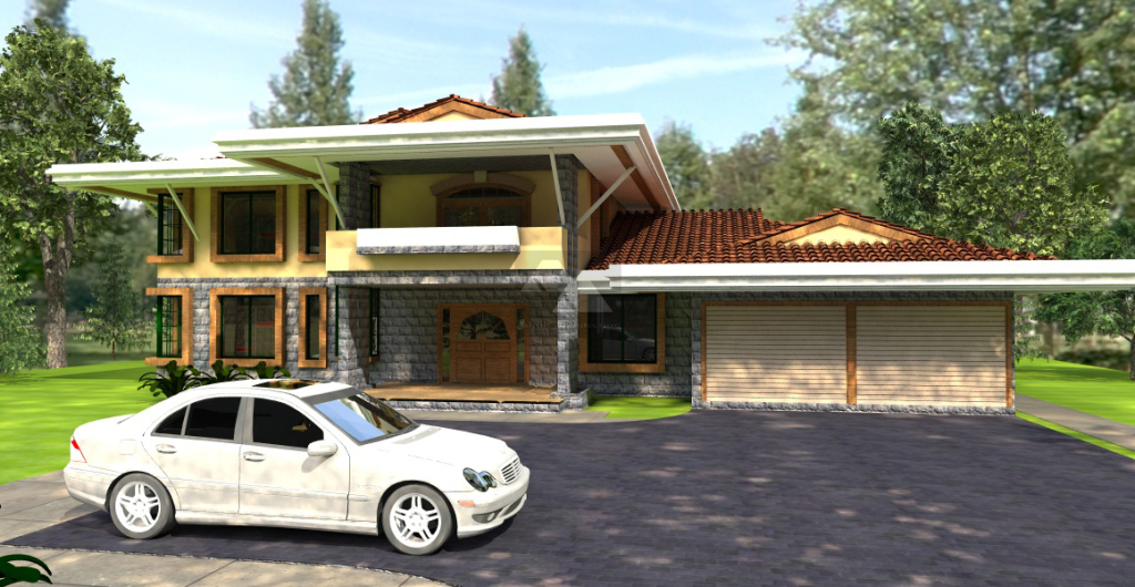 house plans by Kenyan architect