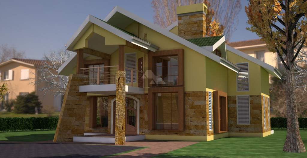 Kerara Mid House Plan