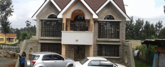 House plans in kenya david chola architect for 4 bedroom maisonette house plans kenya