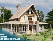4 Bedroom Cottage House Plan