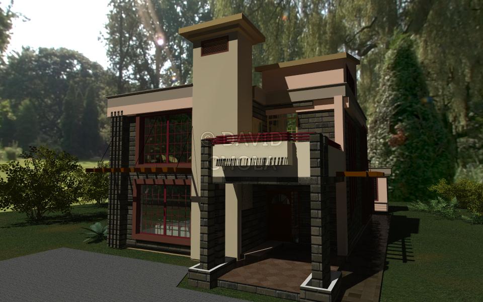 4 Bedroom House Plan